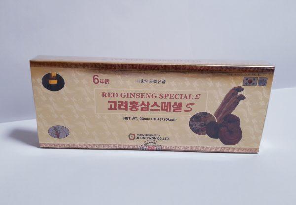 ženšen ampule
